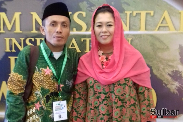 SulbarDOTcom - NU Sulbar Hadiri International Summit of The Moslem Moderate Leader